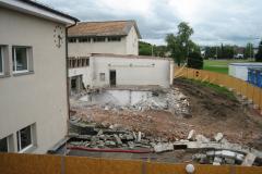 ehemals Singsaal, 16. August 2007