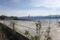 neues Dach des Hafens
