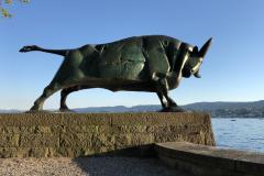 «Toro» von Franz Fischer, 1967/68