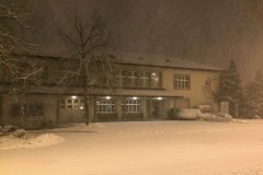 Gemeindehaus, Februar 2015