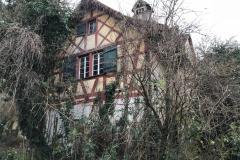Haus Hinter Zünen 8, Nordseite