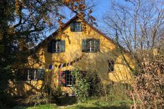 Haus Hinter Zünen 8, Ostseite
