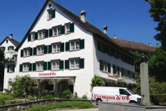 Haus Leemann oberhalb Dufourplatz