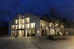Gemeindesaal im Februar 2020