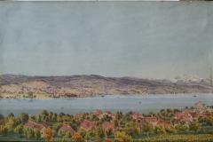 Ausschnitt aus dem Panorama von Paul Julius Arter, 1873