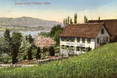 Restaurant «Höchi» um 1910