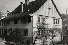 Oberdorfstrasse 16, erstes Sekundarschulhaus