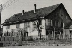 Oberdorfstrasse 21/23, erstes Schulhaus