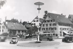 Dufourplatz, um 1935