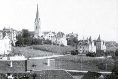 Zollikerstrasse, um 1900