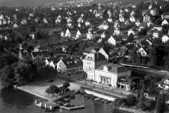 1933, mit Casino