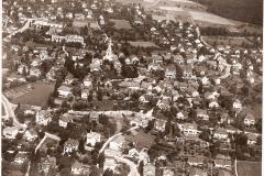 1935, Aufnahme von Walter Mittelholzer