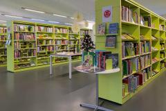 Bibliothek Berg