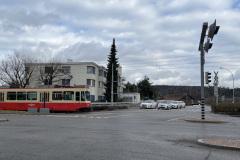 Kreuzung Rosengarten
