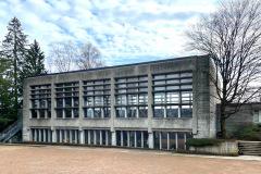 Turnhalle Rüterwis von 1971