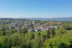 Blick zu Bühlstrasse/Grossacher