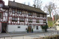 Trichterhauser Mühle, April 2010