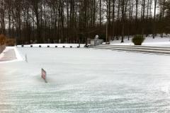 Schwimmbad Fohrbach, Februar 2015