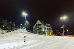 Kreuzung-Bergstrasse, Februar 2021