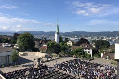4. Juli 2020: Openair Gemeindeversammlung