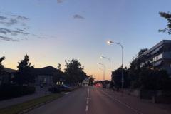 Rotfluhstrasse, 9. Juli 2021