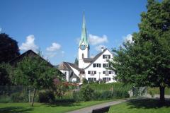 im Dorf, Mai 2007