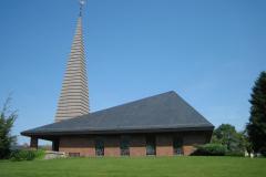 reformierte Kirche Berg