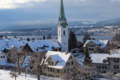 reformierte Kirche Dorf