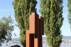«Stahlbau VKR 400», James Licini,  2015