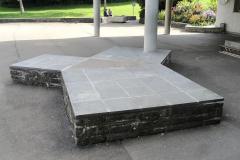 «Pythagoras», vor dem Schulhaus Rüterwis B, Hans von Meyenburg