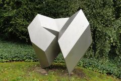 ohne Titel, Stahlbau, Peter Hächler