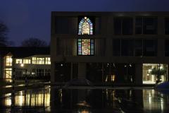 Weihnachtfenster Oescher 2011