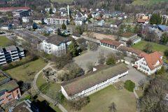 Schulanlage Rüterwis, 24. März 2021