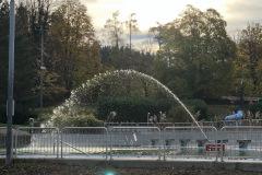 Wasserspiel im Fohrbach