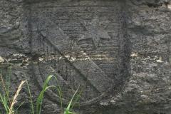 Grenzstein am oberen Brunnenbächli