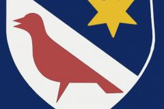 altes Vogelwappen