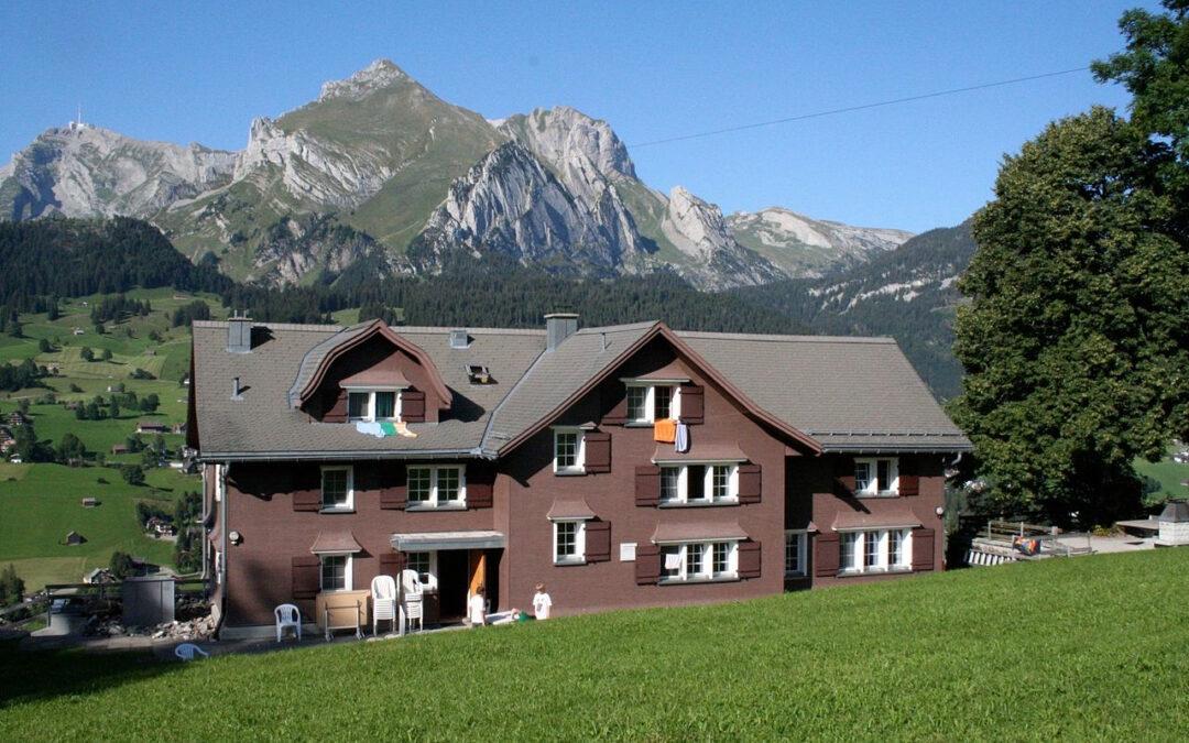 Ferienhaus Höchi, Wildhaus