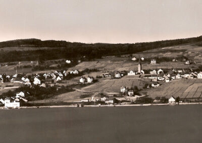 historische Bilder Dorf